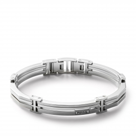 Bracelet Acier Fossil