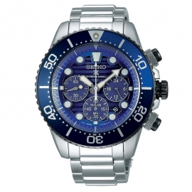 "Prospex CHronographe Solaire ""Save The Ocean"""