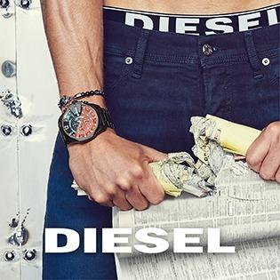 Diesel montres et bijoux